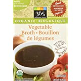 365 Everyday Value Organic Vegetable Broth, 48 oz