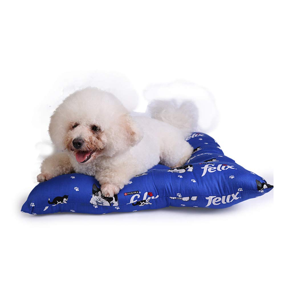 Washable Puppy pet Bed Four Sides Warm Pet Kennel Dog House Dog Mat Cat Litter Pet Waterloo