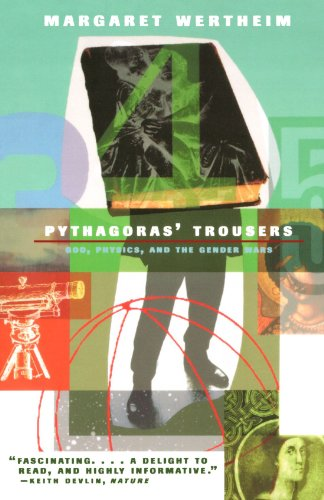 Cover of Pythagoras's Trousers: God, Physics, and the Gender War