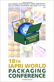 18th IAPRI World Packaging Conference, Proceedings