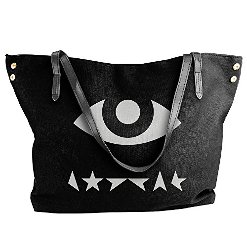 Costume Bowie David Lazarus (David Bowie Lazarus Star Eye Blackstar Handbag Shoulder Bag For)