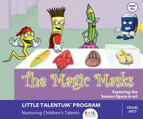 Download The Magic Masks (Little Talentum: multiple intelligences in early childhood) (Visual Arts Collection) ebook