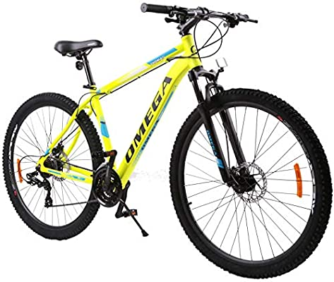 OMEGA BIKES Thomas Bici, Ciclismo, Street, MTB Bike, Unisex Adulto ...