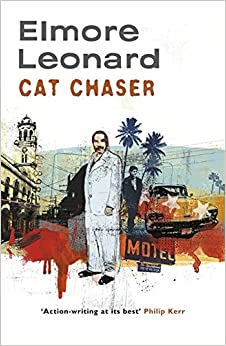 Book Cat Chaser