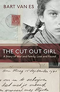 Book Cover: The Cut Out Girl: A Story of War and Family, Lost and Found