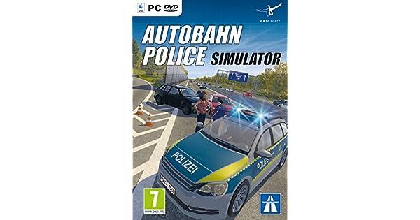 Amazon Com Autobahn Police Simulator Video Games