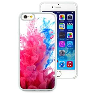 Fractal Paint Light Background (2) Durable High Quality iPhone 6 4.7 Inch TPU Case