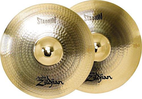Zildjian A0483 18-Inch Orchestral Cymbals Stadium Series Medium Pair (Cymbal Orchestral Medium)