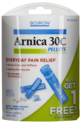 Arnica 30 C Great Value 3 Tubes Pack - 3 - Tubes