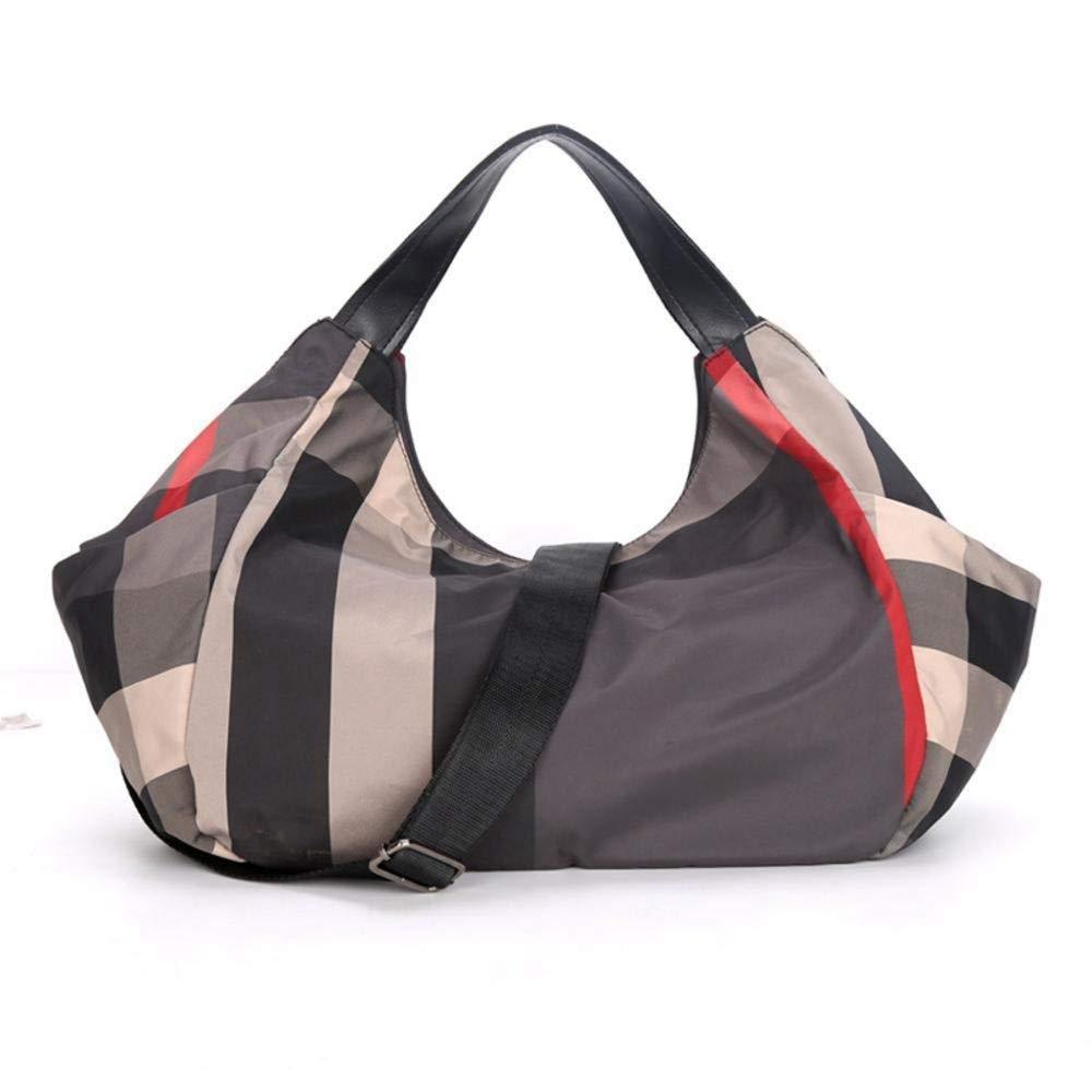 Grey OFZYG Handbag for Women Cross Body Bags Beach Bags and Totes 2018 Hand Shoulder Messenger Bag Leisure Women Bag Mummy Nylon Bag