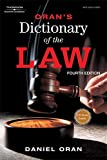 img - for Oran's Dictionary of the Law book / textbook / text book