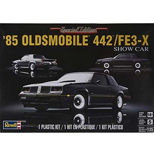 Revell Diecast Models - Revell 1/25 '85 Oldsmobile 442/FE3-X Show Car Plastic Model Kit