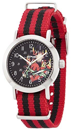 Ed Hardy Unisex 1109HT Cameron Watch