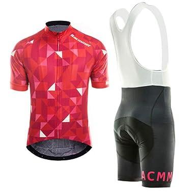 Conjunto de Jersey de Ciclismo de Verano Ropa de Bicicleta de ...