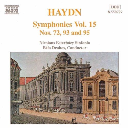 Haydn: Symphonies, Vol. 15 (No...