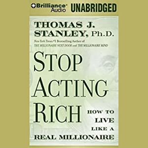 Stop Acting Rich Audiobook