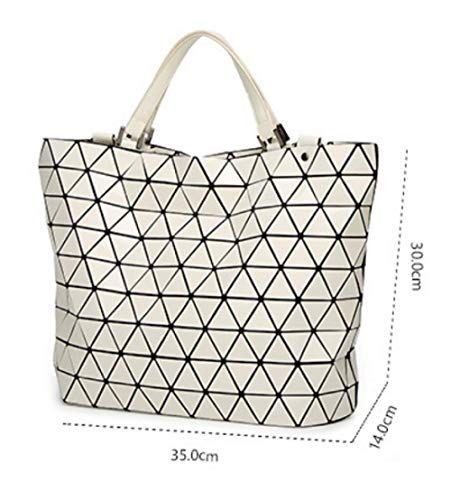 Femmes Beige Bag Sacs Fashion Pour Bandoulière Main à Bag Messenger Lingge Geometry Sac à XZW NB ZX8qxSwWa