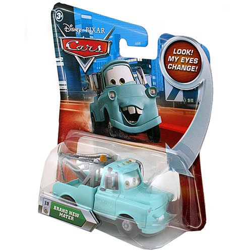 (Disney/Pixar Cars Lenticular Eyes Series 2 Brand New Mater #18 1:55 Scale)