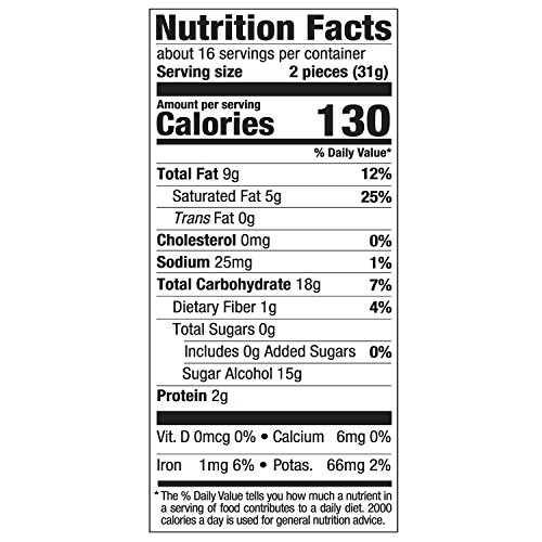 Russell Stover Sugar Free Assortment, 17.85 Ounce Bag, 4 Count by Russell Stover (Image #1)