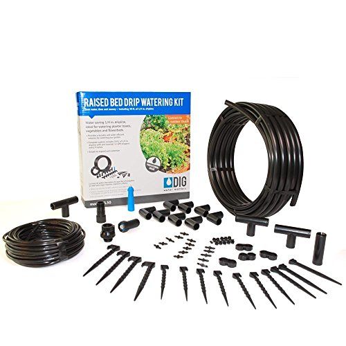 DIG ML50 Drip Irrigation Kit, - Shrub Kit Drip