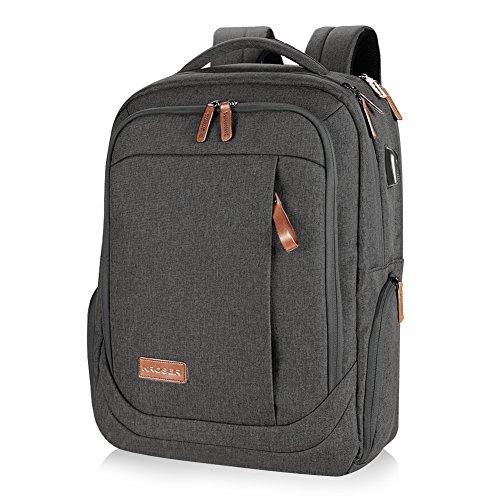 KROSER Backpack Water repellent Computer Men DarkGrey product image