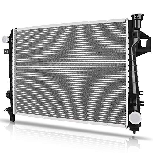 Radiator for 2004-2008 Dodge Ram 1500, for 2004-2009 Dodge Ram 2500 3500 5.7L V8 ATRD1051