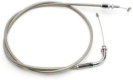 +6 for 05-06 Suzuki VL800B Motion Pro Armor Coat Push Throttle Cable