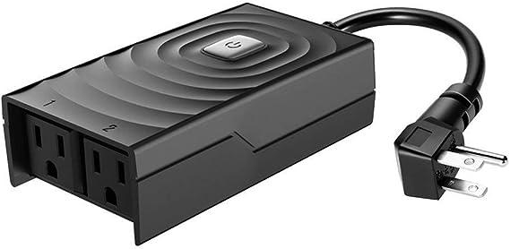 Temporizador de monitoreo inteligente a distancia impermeable ...