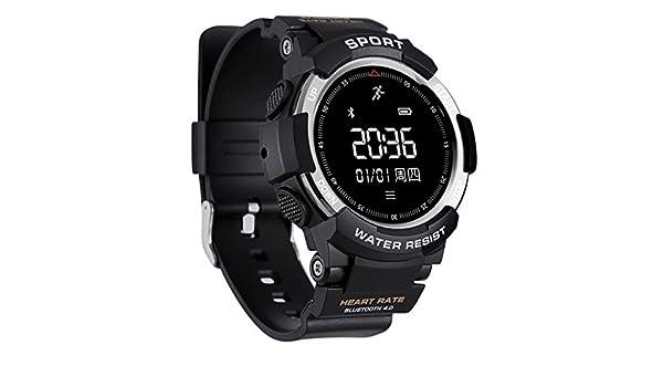 Amazon.com: BOND NO.1 F6 Smartwatch NRF51822 Chip IP68 ...