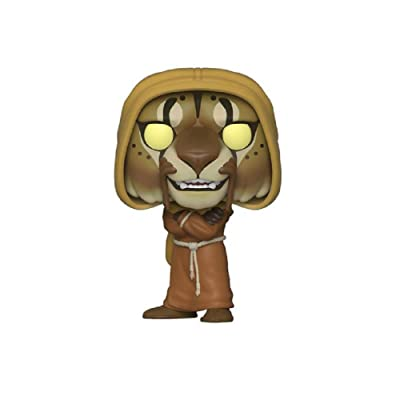Funko Pop! The Elder Scrolls V Skyrim M'aiq The Liar Exclusive Vinyl Figure Maiq: Toys & Games