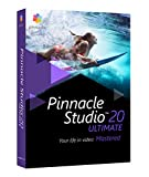 Software : Pinnacle Studio 20 Ultimate (Old Version)