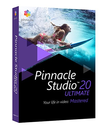 Pinnacle Studio 20 Ultimate (Old Version)