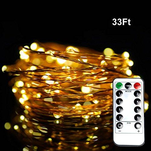 100 Led Christmas Lights - 5