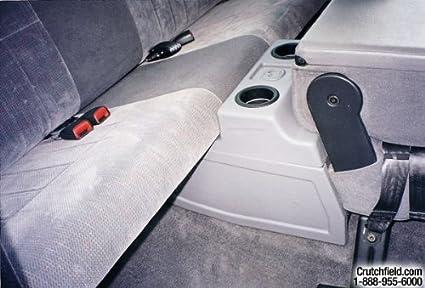 "Q-Logic Unloaded 12/"" Custom Sub Box Dodge RAM 1500 CLUB CAB 1994-2001"