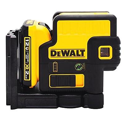 DEWALT DW085LG 12V 5 Spot Green Laser