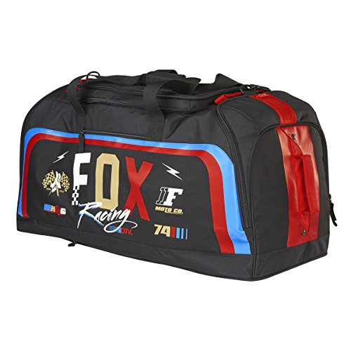 Podium Gear Bag - Fox Racing 2017 Podium Gear Bag - Rohr (BLACK)