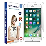 CELLBELL® Tempered Glass Screen Protector With Installation Kit - For iPhone 6 Plus