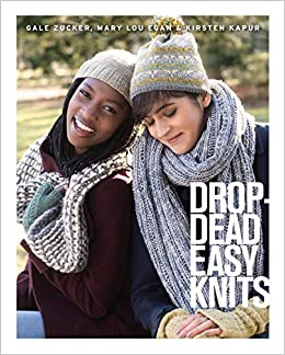 5e4c503f4232 Drop-Dead Easy Knits  Gale Zucker