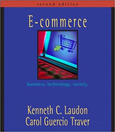 E-commerce Kenneth Laudon Pdf