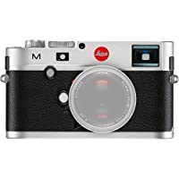 Leica 10771 M 24MP RangeFinder Camera with 3-Inch TFT LCD Screen - Body Only (Silver/Black) (International Model) No Warranty
