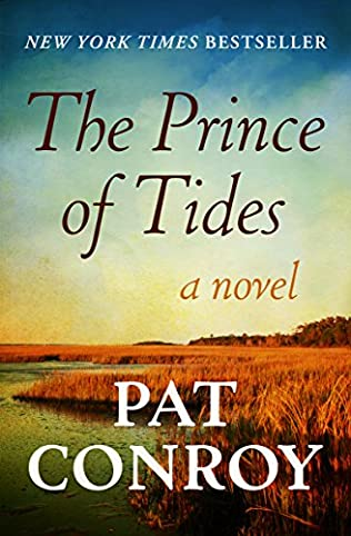 book cover of The Prince of Tides