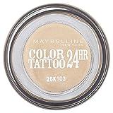 Maybelline Eye Studio Color Tattoo 24hr Eye Shadow - Eternal Gold