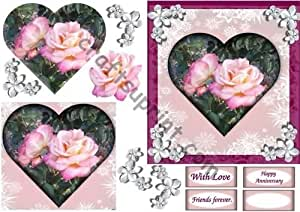 Amor rosa por Terri Ades