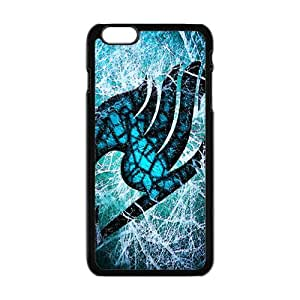 Blue-green Fairy Tail Cell Phone Case for iPhone plus 6