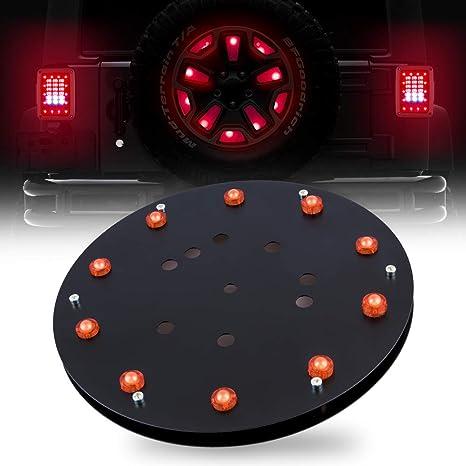Neumático luz de freno, líder de soporte de coche Jeep 3ª LED luz accesorio para