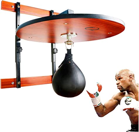 Boxing Rack Pollyhb Speed Ball Sandbag Stand Heavy-Duty Boxing Punching Bag Rack Free Standing Sandbag for Home Fitness Equipment 132 Lbs Weight Capacity US Stock