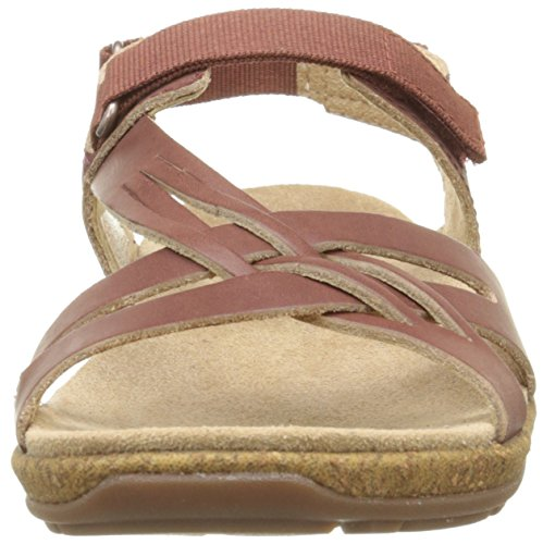 Jenness Sandali Scuro Donna Sandal Timberland Point Marrone marrone 7g4d7qH1