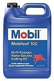 Mobilcut 100, Cutting Oil, 1 gal