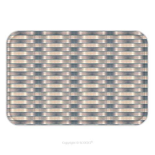 Flannel Microfiber Non-slip Rubber Backing Soft Absorbent Doormat Mat Rug Carpet Colorful Vintage Ceramic Tiles Wall Decoration Digital Tiles Design 567471427 for (Foley Ceramic)