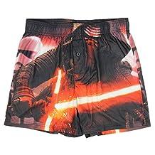 Star Wars The Force Awakens Kylo Ren Light Saber Boxer Shorts